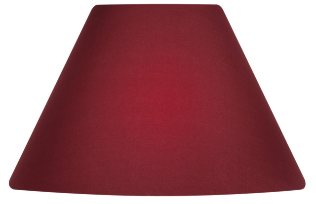 Oaks Wine 14 Quot Cotton Coolie Fabric Lamp Shade S501 14 Wi